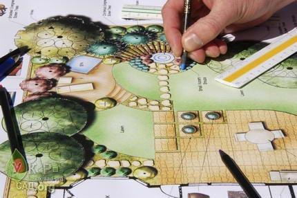 Благоустройство и дизайн сада своими руками