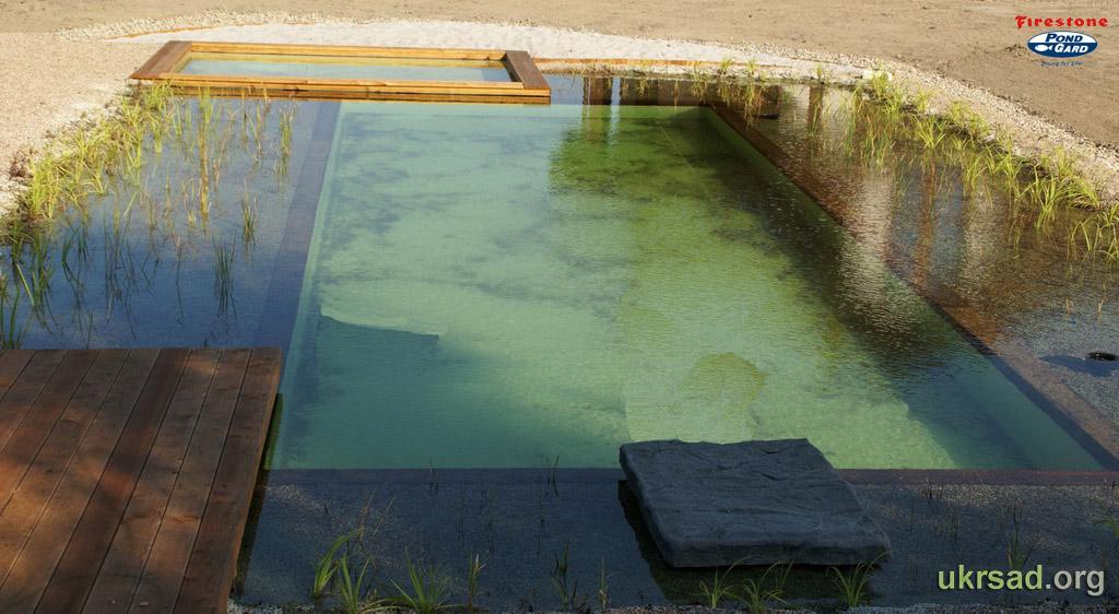 каких случаях пленка для искусственных водоемов кто использует самое