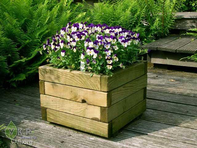 Кадки для цветов  фото